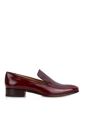 Nimella leather loafers
