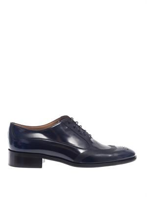 Nueda leather oxford brogues