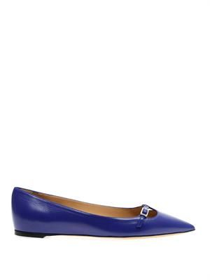 Patty point-toe flats