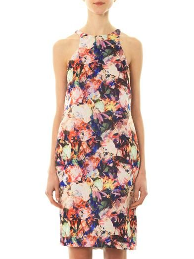 Camilla and Marc Filter floral-print dress