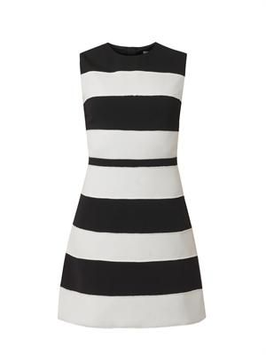 Zealot striped sleeveless dress