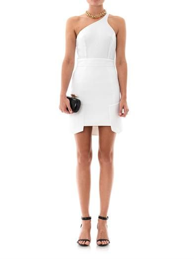 Camilla and Marc Requiem one-shoulder dress