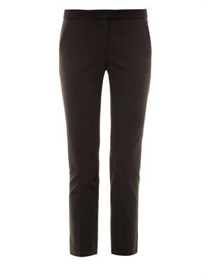 Motley slim-fit tailored trousers