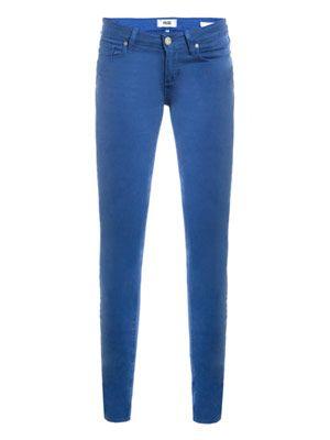 Verdugo mid-rise skinny jeans