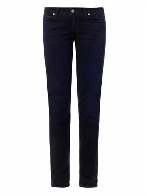 Verdugo mid-rise skinny jeans
