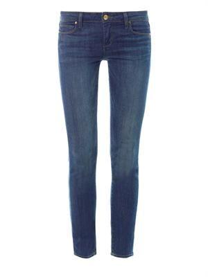 Skyline Ankle Peg mid-rise skinny jeans