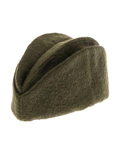 Masterpeace Rostov wool pilot cap