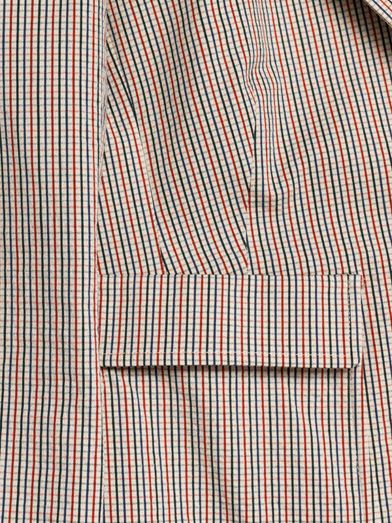 Boy. by Band Of Outsiders Cotton check jacket