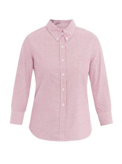 er lys lilla skjorte femi