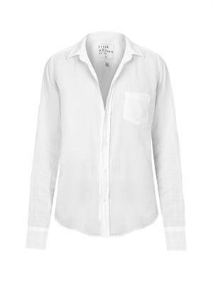 Barry linen shirt