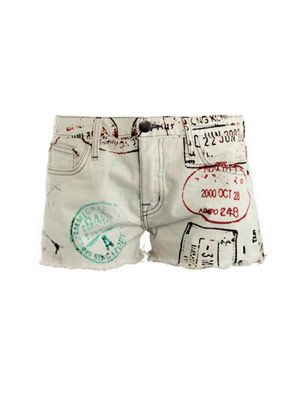 X Current/Elliott The Boyfriend Short