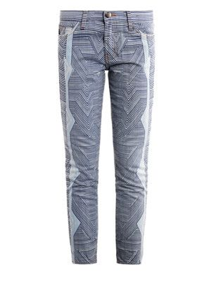 X Current/Elliott Albatross skinny jeans