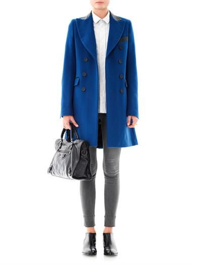 Each X Other Double breasted wool coat