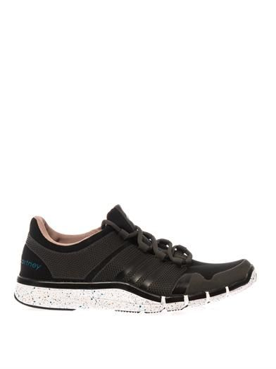 Adidas by Stella Mccartney Adipure mesh and rubber trainers