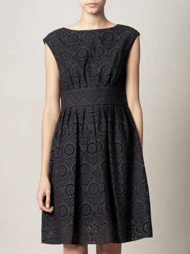Ar Broderie anglaise dress