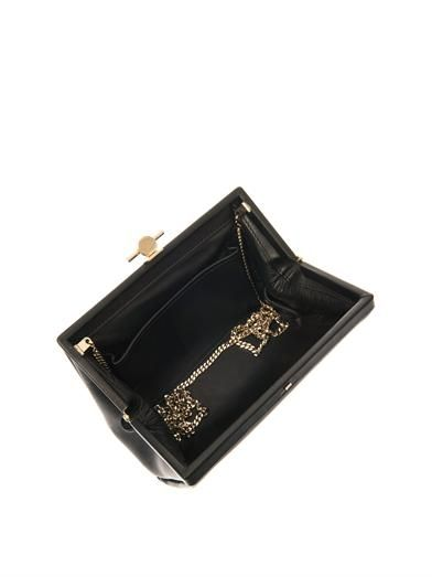 Jason Wu Karlie leather clutch