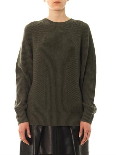 Jason Wu Chunky-knit cashmere sweater
