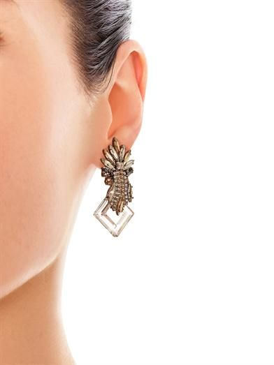 Vickisarge Speakeasy earrings