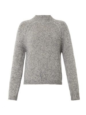 The Slouch wool-blend sweater
