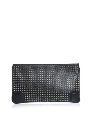 Loubi posh clutch