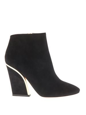 Becky suede ankle boots