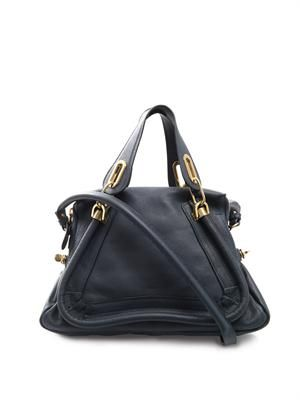 Paraty leather tote