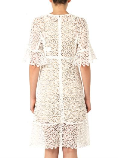 Chloé Ring guipure lace dress