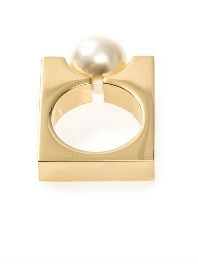 Chloé Darcey square ring