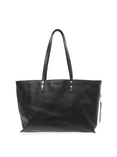 Chloé Dilan leather shopper