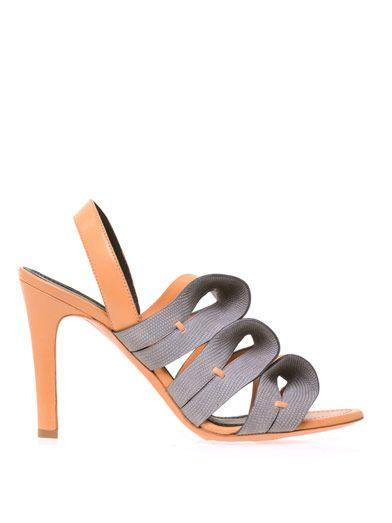 Balenciaga Origami sandals