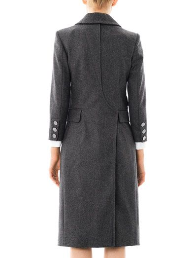 Altuzarra Lara double-breasted wool coat