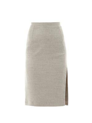 Faun pencil skirt