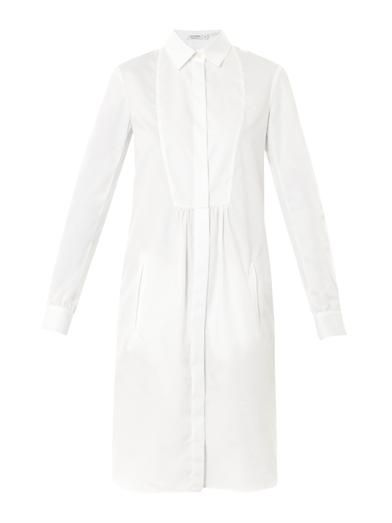 Altuzarra Soft cotton shirt dress