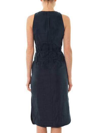 Altuzarra Windchime double-belt dress