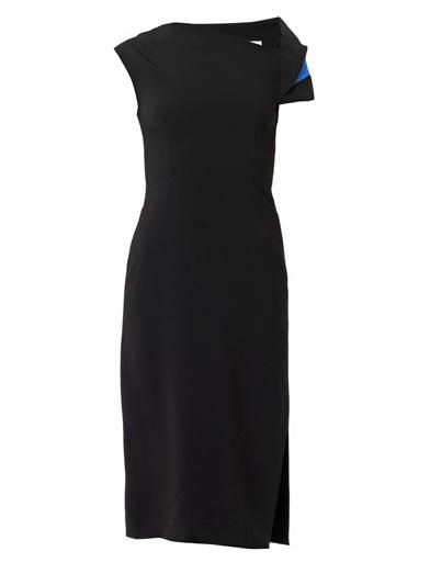 Altuzarra Rushdie crepe dress