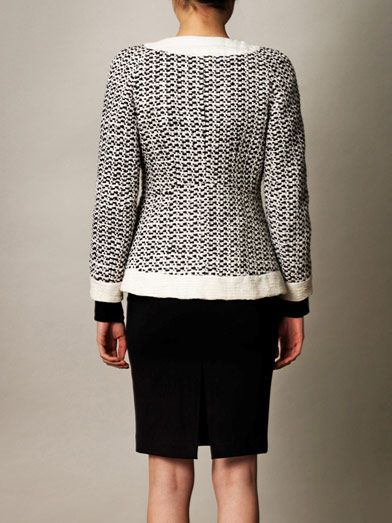 Altuzarra Aloe tweed jacket