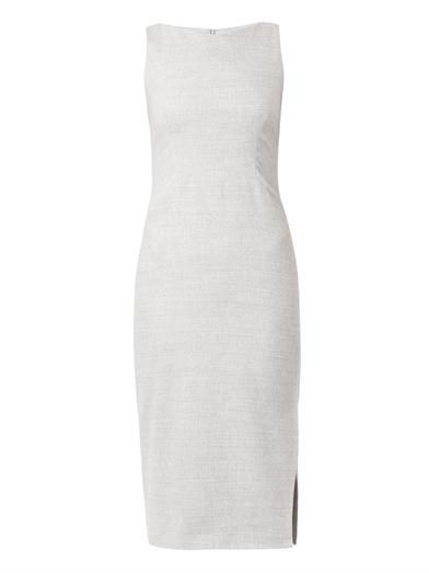 Altuzarra Shadow sleeveless sheath dress