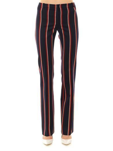 Altuzarra Redwood wool-blend trousers