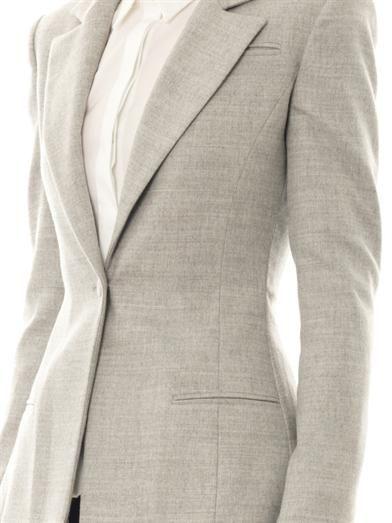 Altuzarra Acacia single-breasted blazer