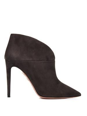 Inga suede ankle boots