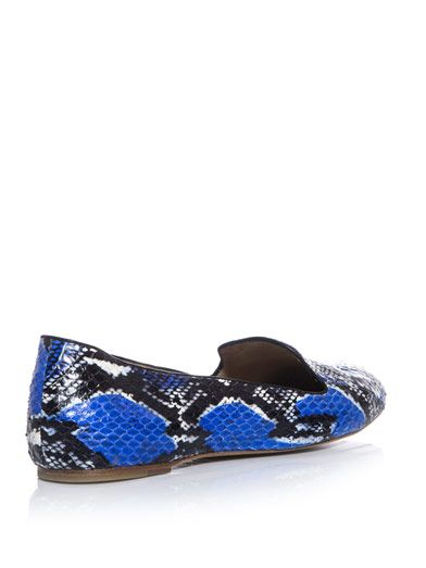 Aquazzura Serpent slippers