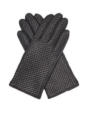 Tart leather gloves