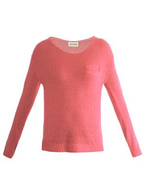Pepin silk sweater