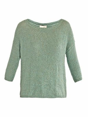 Umatilla chunky-knit sweater