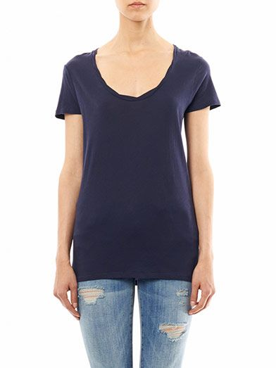 American Vintage Nouveau boy-fit T-shirt