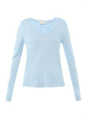 Jacksonville long-sleeved top