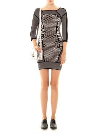 A.L.C. Jay jacquard dress