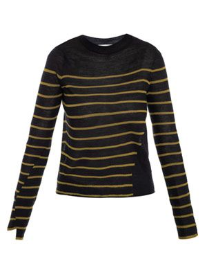 Faye stripe sweater