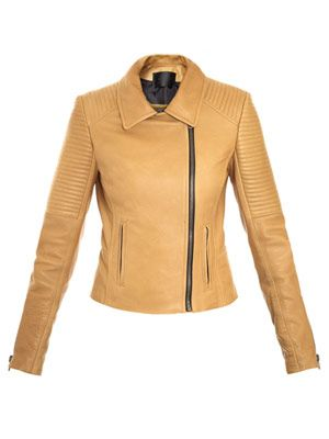 Margaux leather jacket