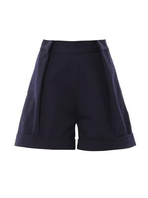 Sea tailored shorts